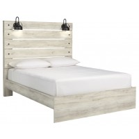 Cambeck - Queen Panel Bed