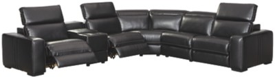 Mantonya - 6-Piece Power Reclining Sectional