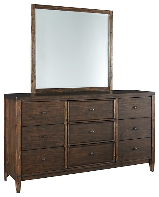 Kisper - Dresser and Mirror