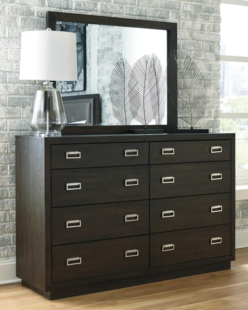 Hyndell - Dresser and Mirror