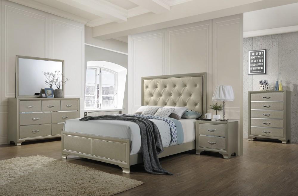 Joshua Dresser Mirror Chest King Bed Set B348 Set Bedroom Sets Price Busters Furniture