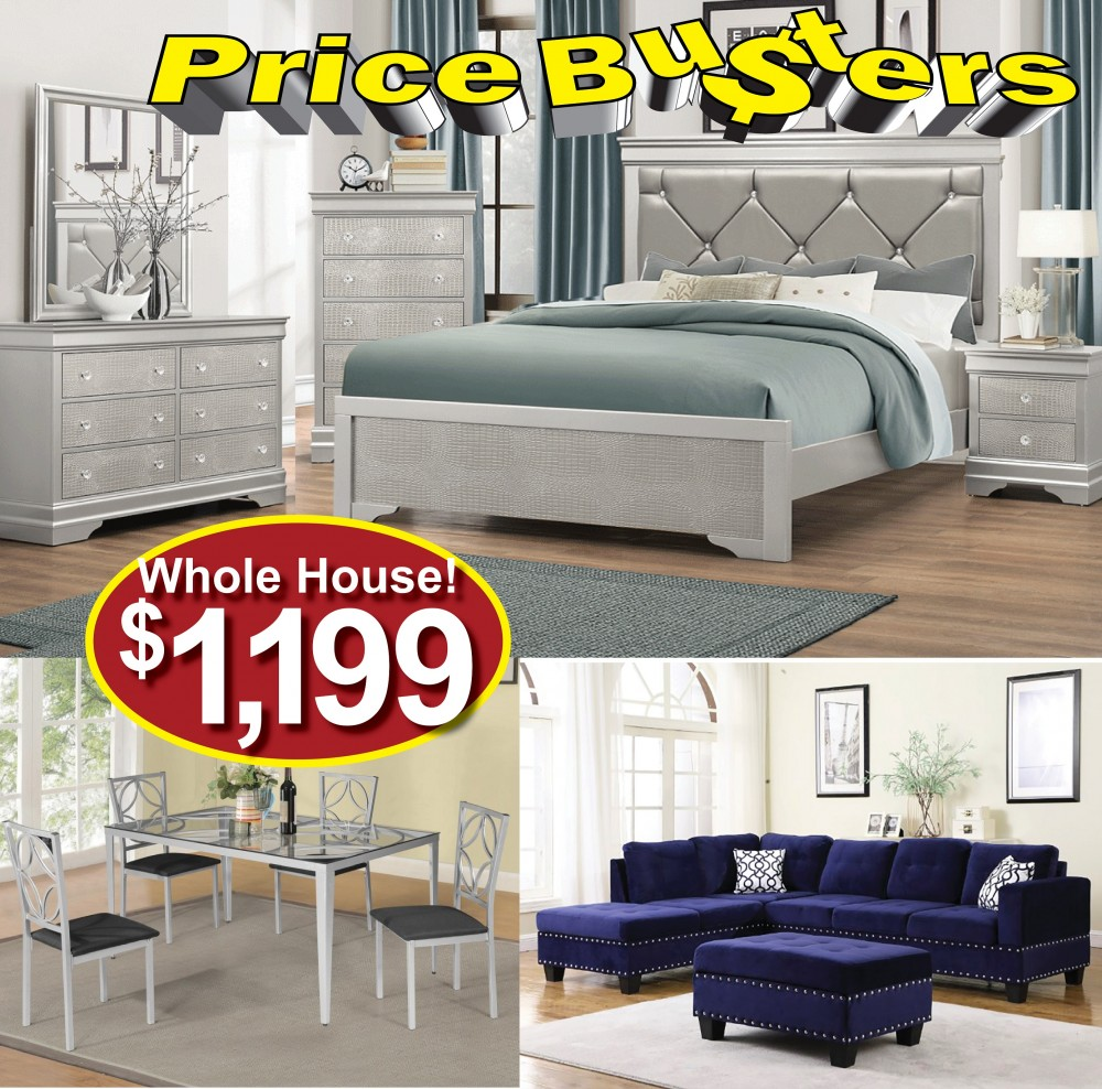 Discount Furniture Store Package 76: Discount Furniture Package #64