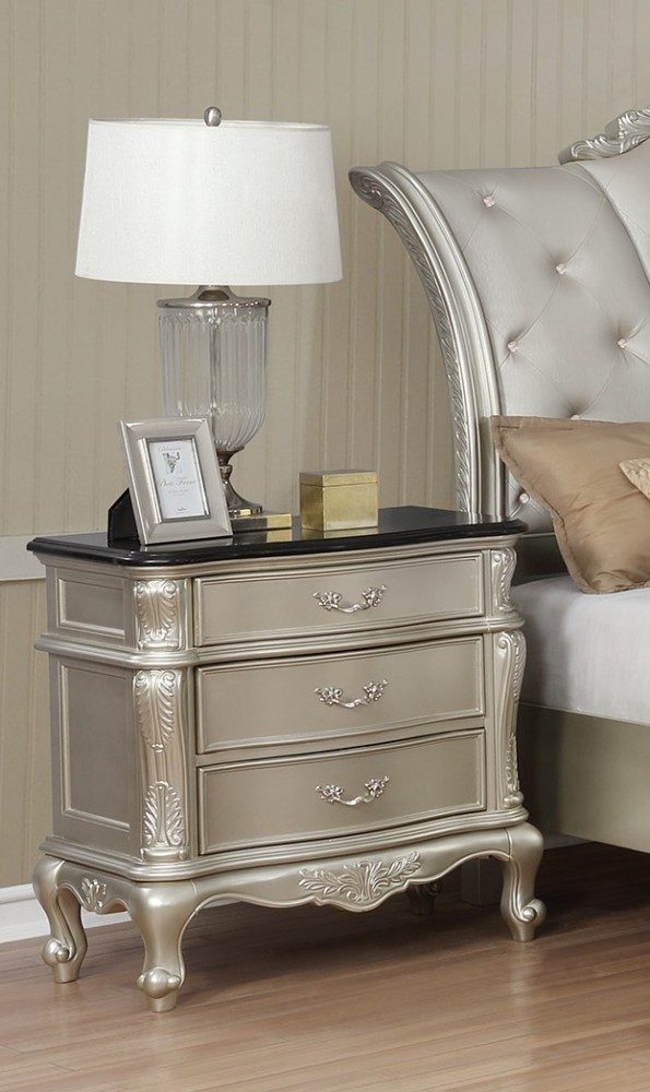Marble Top Night Stand 1020 Ns Night Stands Price