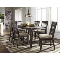 Dresbar 7-Piece Dining Room Package