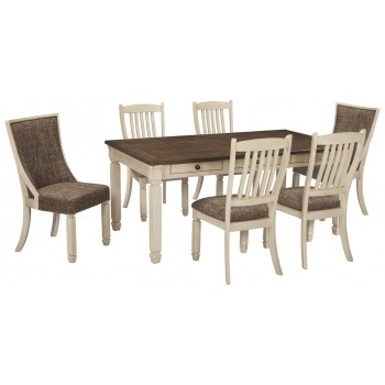 Bolanburg - Dining Table and 6 Chairs