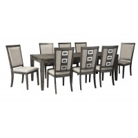 Chadoni 9-Piece Dining Room Package