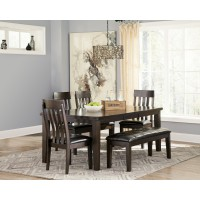 Haddigan 6-Piece Dining Room Package