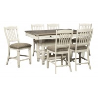 Bolanburg 7-Piece Dining Room Package