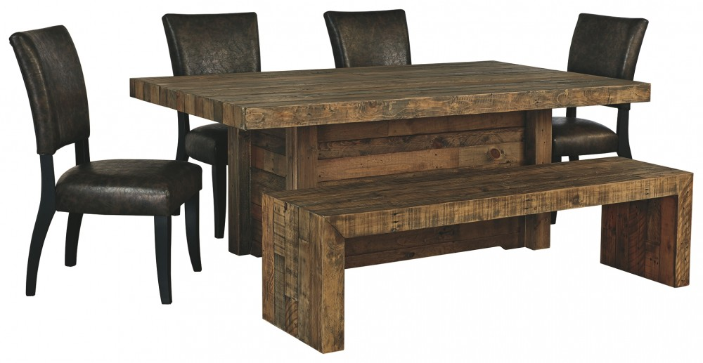 Sommerford - 6-Piece Dining Room Package