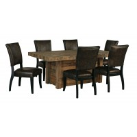 Sommerfield 7-Piece Dining Room Package