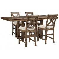 Moriville 5-Piece Dining Room