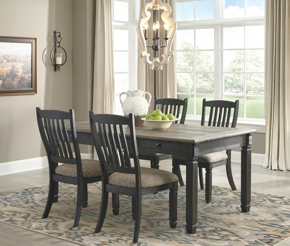 Tyler Creek - 5-Piece Dining Room Package