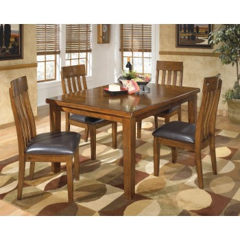 Ralene - Dining Table and 4 Chairs