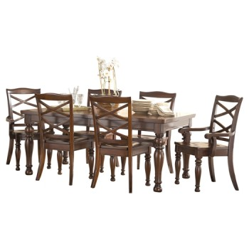 Porter - 7-Piece Dining Room Package