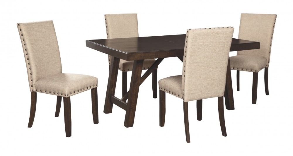Rokane - 5-Piece Dining Room Package
