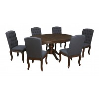 Trudell 8-Piece Dining Room Package