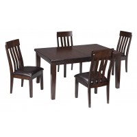 Haddigan 5-Piece Dining Room
