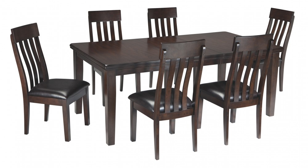 Haddigan - 7-Piece Dining Room Package