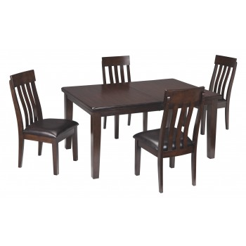 Haddigan - Dining Table and 4 Chairs
