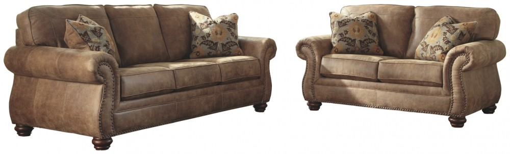 Larkinhurst - Sofa and Loveseat