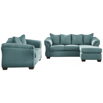 Darcy - Sofa and Loveseat