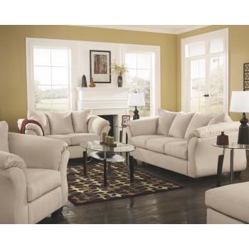 Darcy 4 Piece Living Room Set
