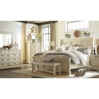 Ashley Bolanburg White Panel Bedroom Set