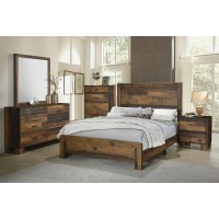SIDNEY COLLECTION - Queen Bed