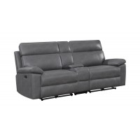 ALBANY MOTION COLLECTION - 3 Pc Power2 Loveseat