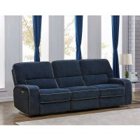 DUNDEE MOTION COLLECTION - 3 Pc Power2 Sofa