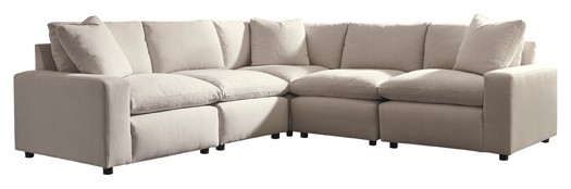 Savesto - 6-Piece Sectional
