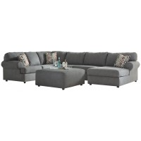 Jayceon 4-Piece Sectional w/ Ottoman