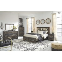 Ashley Drystan Multi Bookcase Storage Bedroom Set