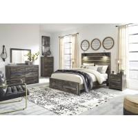 Ashley Drystan Multi Panel Storage Bedroom Set