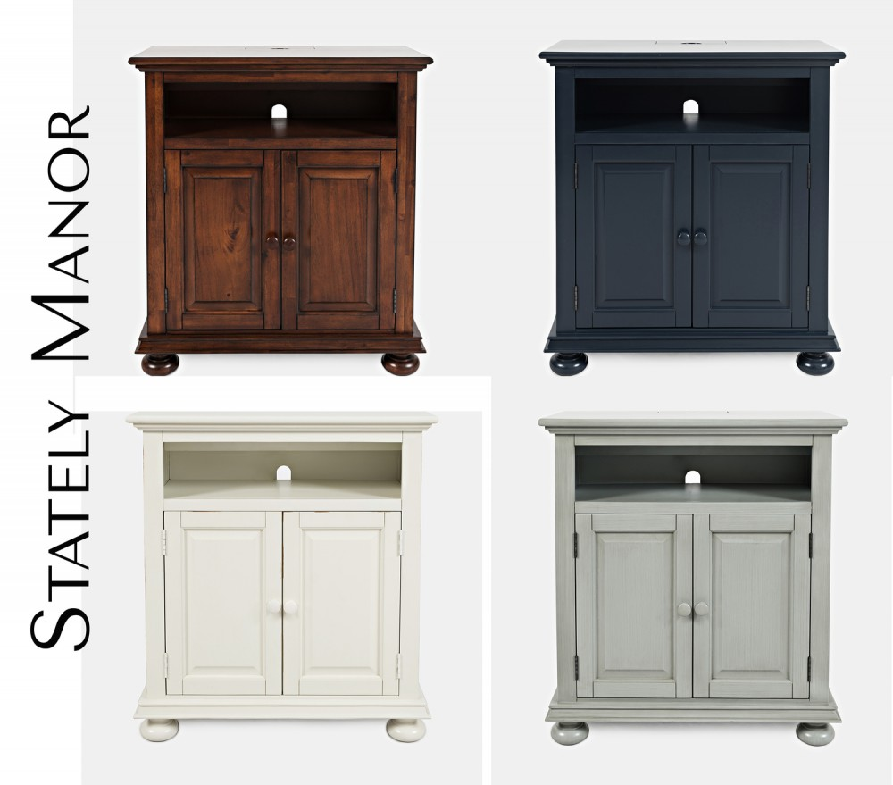 Stately Manor Power Accent Chest