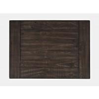Madison County 4pc King Panel Bedroom: Bed, Dresser, Mirror, Nightstand