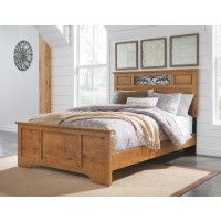 Bittersweet - Queen Bed with Mirrored Dresser and Chest