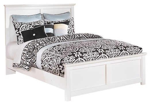 Bostwick Shoals - Queen Bed with Mirrored Dresser, Chest and 2 Nightstands