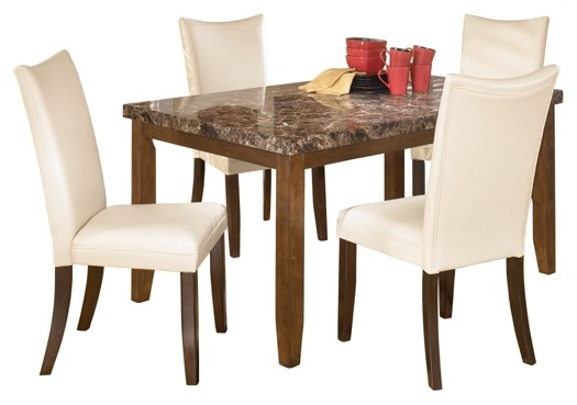 Lacey - 5-Piece Dining Room Package