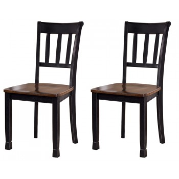 Owingsville - 2-Piece Dining Chair