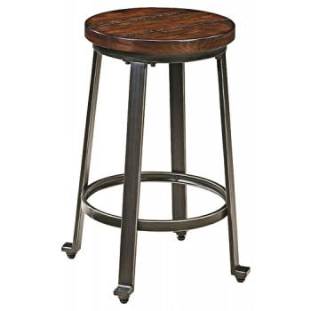Challiman - 2-Piece Bar Stool