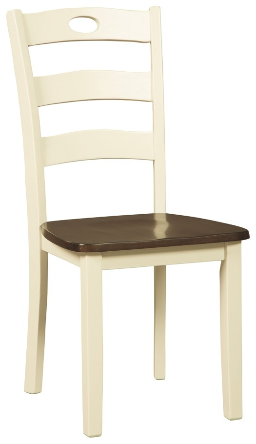 Woodanville - 2-Piece Dining Chair Package