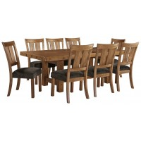 Tamilo - 9-Piece Dining Room Package