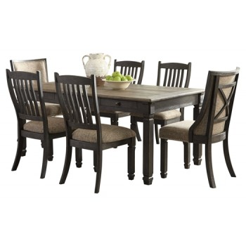 Tyler Creek - 7-Piece Dining Room Package