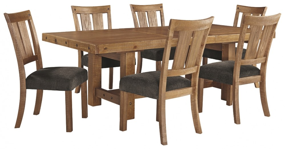 Tamilo - 7-Piece Dining Room Package