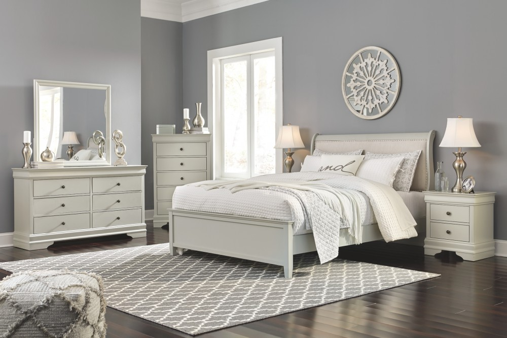 Jorstad - 4-Piece Bedroom Package