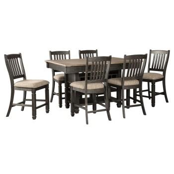 Tyler Creek - 7-Piece Dining Room Package