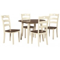 Woodanville - 5-Piece Dining Room Package