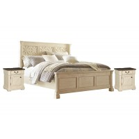 Bolanburg - 5-Piece Bedroom Package
