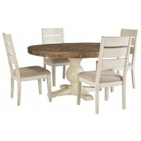 Grindleburg - 5-Piece Dining Room Package